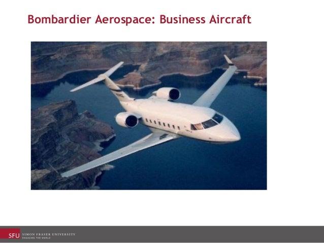 Bombardier TEG (A) Harvard Case Solution & Analysis