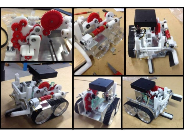 Remotely Operated Vehicles - Robots