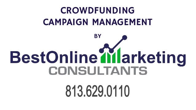 CROWDFUNDING CAMPAIGN MANAGEMENT BY