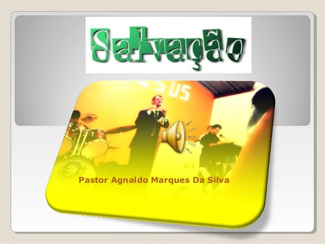 Pastor Agnaldo Marques Da Silva