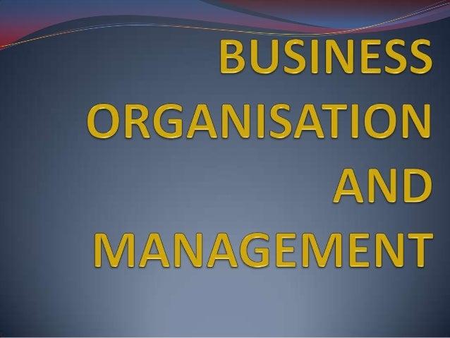TEACHER: Ms. Geeta mishra BUSINESS ORGANIZATION & MANAGEMENT