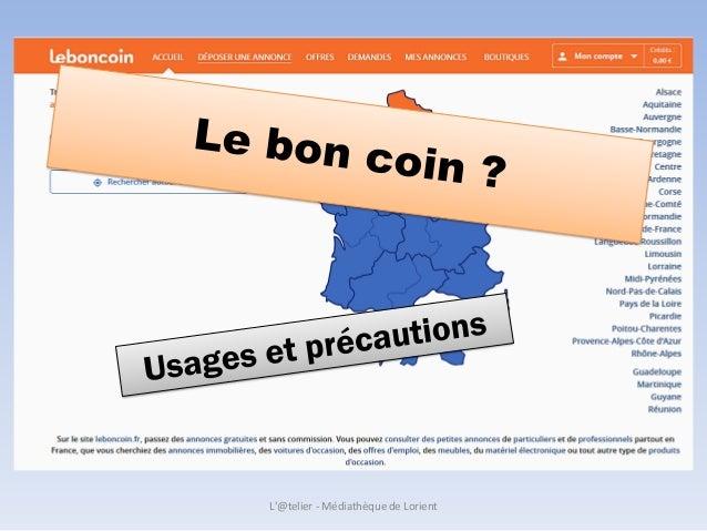 L'@telier - Médiathèque de Lorient