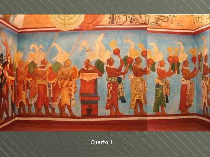 Estudio Revela Real Significado De Los Murales Mayas En Bonampak