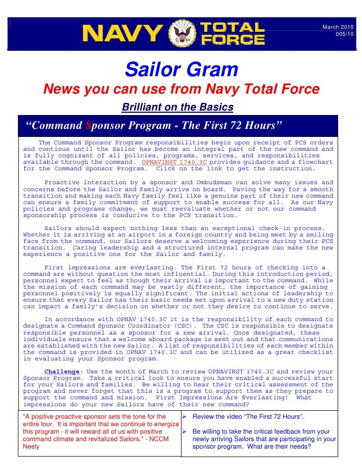 B On B Sailor Grams Document
