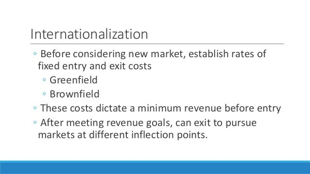 an analysis of the marketing strategies of kudler and the need to expand to new markets They need to find new ways to increase profits and reach new customers   sometimes called the product/market expansion grid, the matrix (see figure 1,  below) shows four  it also helps you analyze the risks associated with each one.