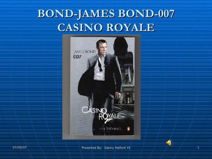007 James Casino piano besar dengan torrent