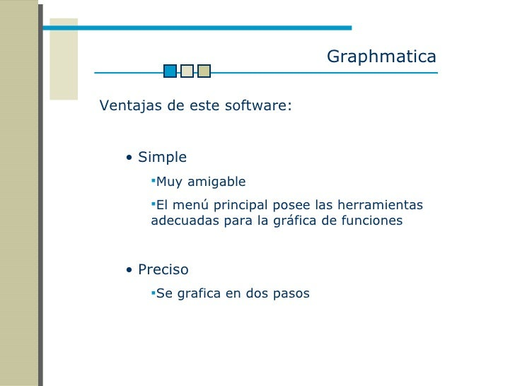 graphmatica Graphmatica is an equation plotter with numerical and calculus features it includes graph cartesian functions, relations, and inequalities, plus polar, parametric, and ordinary differential.