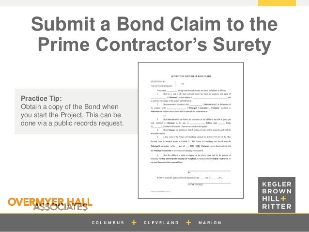 sample performance bond claim letter Ten Things You