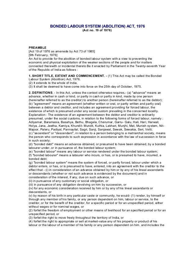 (PDF) Bonded Labour in Pakistan - researchgate.net