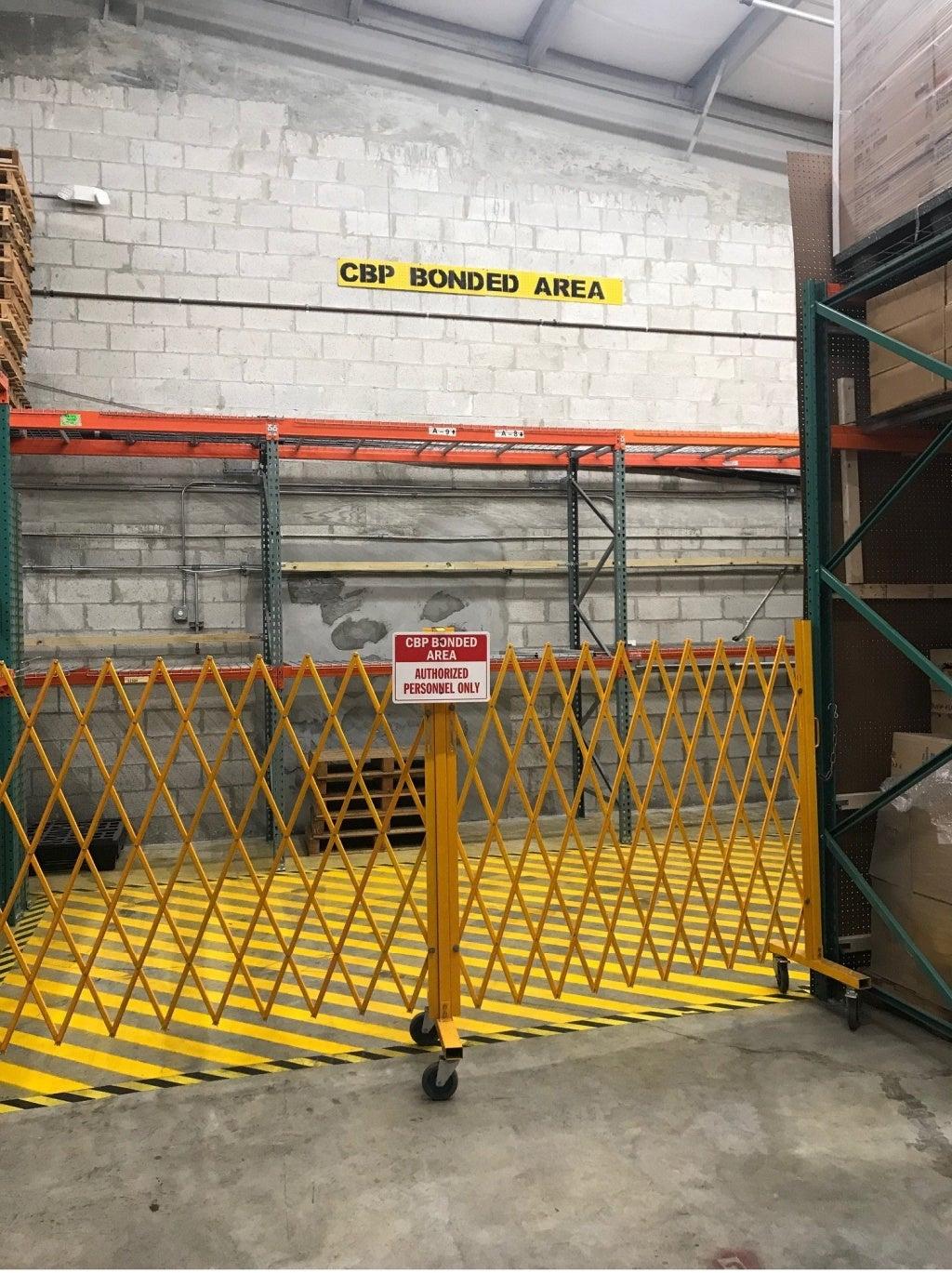 Encore Log - Bonded Warehouse Miami
