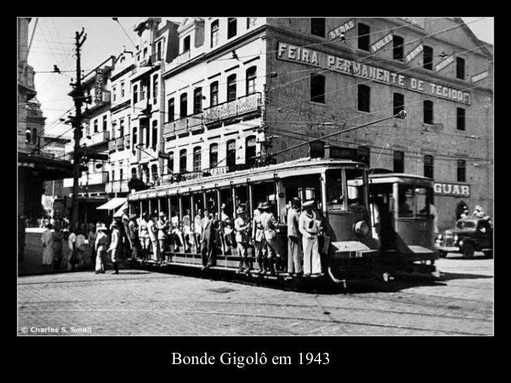 Bonde Gigolô em 1943