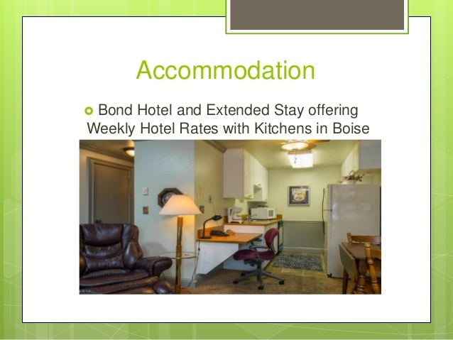 Elegant Bond Hotel And Extended Stay In Downtown Boise Idaho