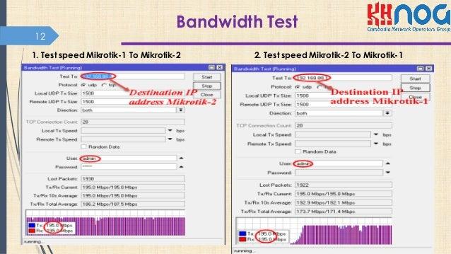 Bonding Interface in MikroTik