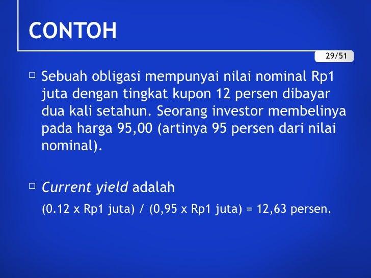 Bond Markets Atau Pasar Obligasi Ch 10 Uts