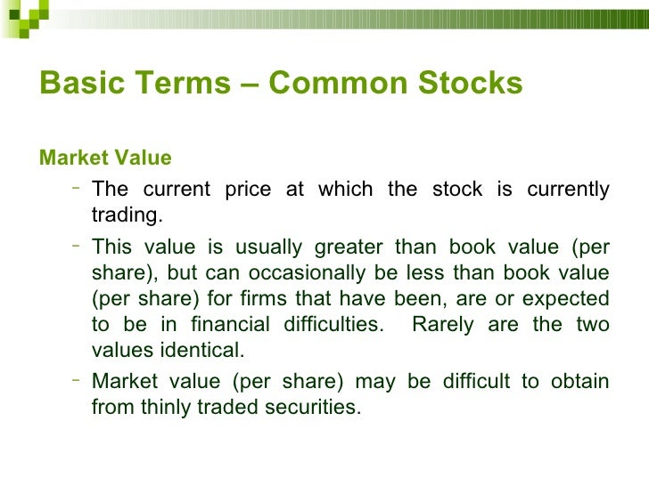 stocks bond and preferred stock Preferred stock is sometimes referred to as a hybrid security due to its bond-like characteristics like bonds, preferreds have a par value which is affected by interest rates when interest rates rise, the value of the preferred stock declines, and vice versa with common stocks however, the value of shares is.