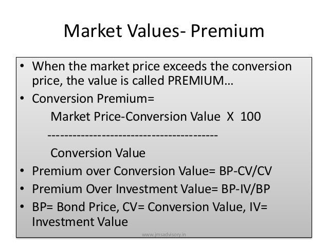bonds with warrants and embedded options