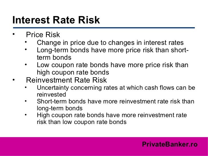 low coupon rate bonds have more price risk