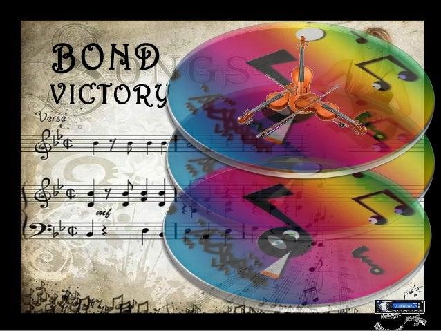 BOND VICTORY