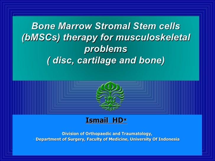 <ul><li>Ismail   HD *   </li></ul><ul><li>Division of Orthopaedic and  T raumatology,  </li></ul><ul><li>Department of S u...