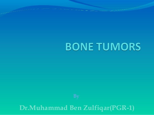 By Dr.Muhammad Ben Zulfiqar(PGR-1)