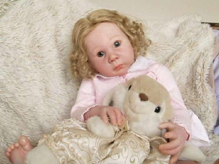 As bonecas mais reais do mundo Slide 3