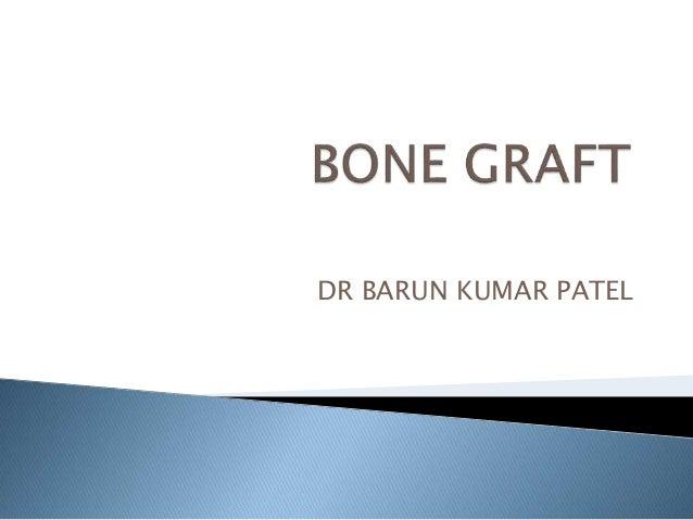 DR BARUN KUMAR PATEL