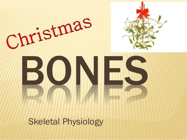 BONESSkeletal Physiology