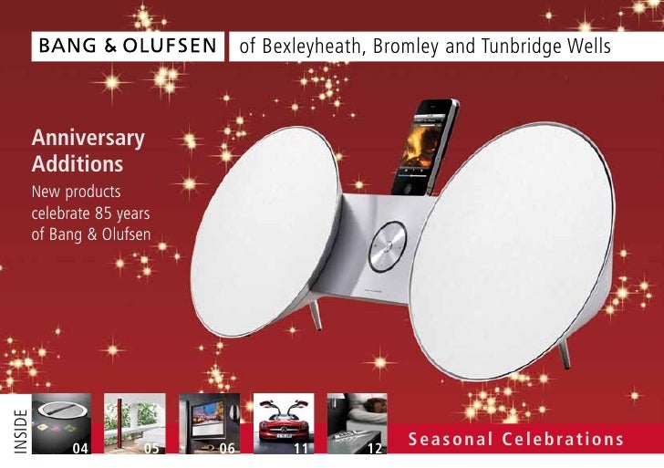 of Bexleyheath, Bromley and Tunbridge Wells         Anniversary         Additions         New products         celebrate 8...