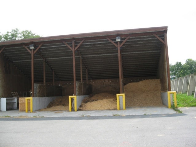 Manure Management Facilities And Structures For Small Farms