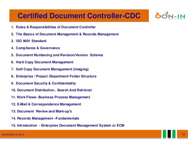 document control and document management software
