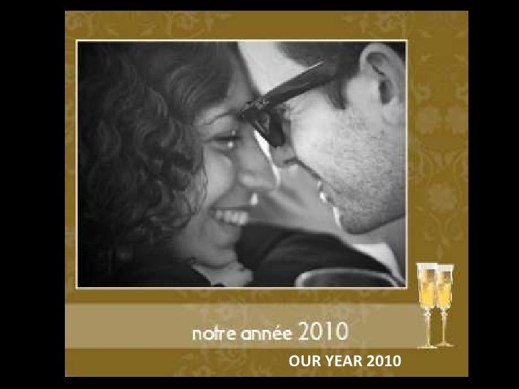 OUR YEAR 2010<br />