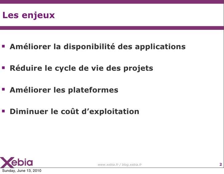 Bonnes pratiques des applications java prêtes pour la production Slide 3