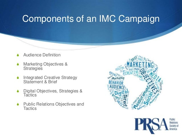 integrated marketing communications brief