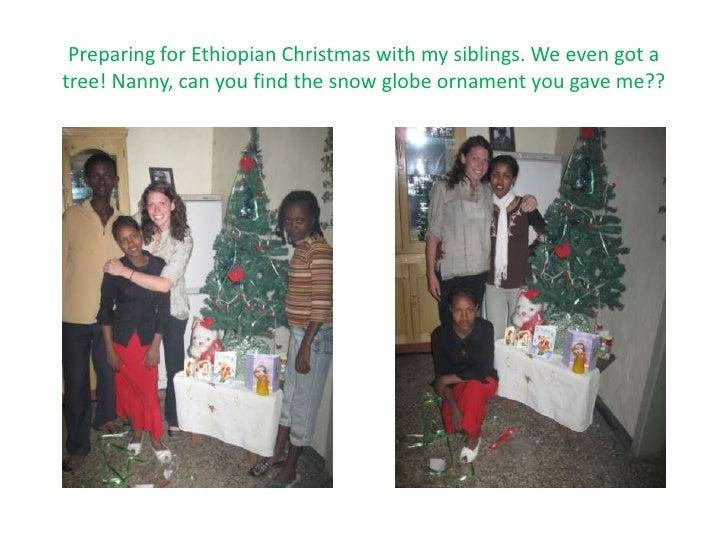 Bonnie'S Life In Ethiopia