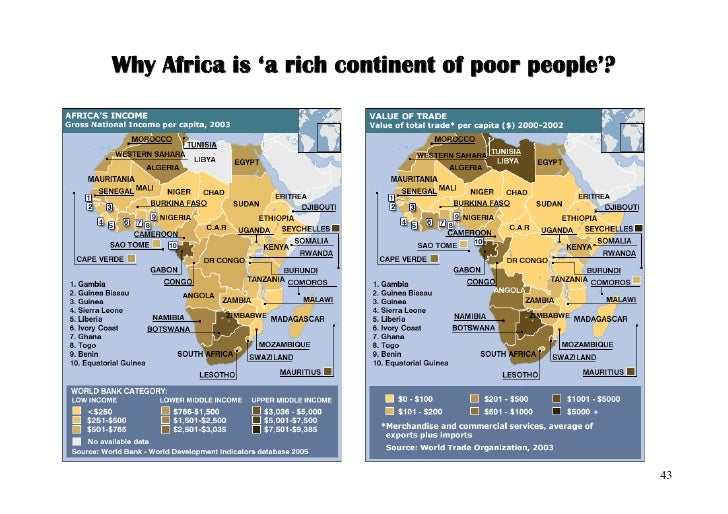 How rich countries got rich and why poor countries stay poor essay