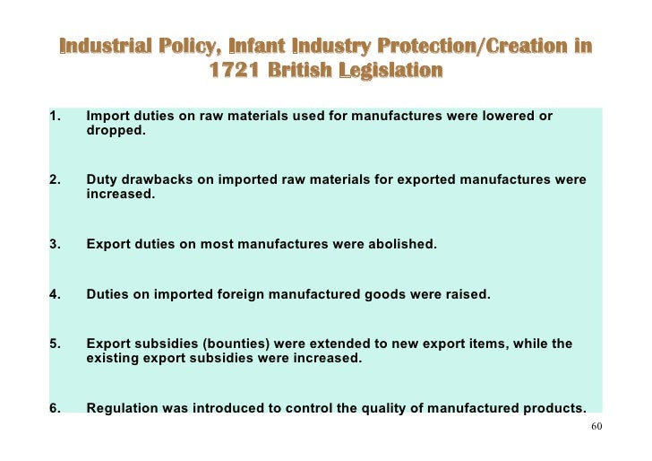 INDUSTRIAL POLICY SINCE 1956