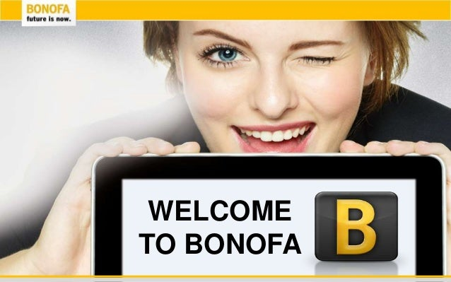 WELCOMETO BONOFA                                                                    1            Offizielle online Präsent...
