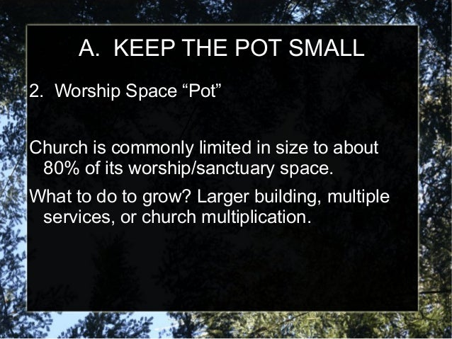 """unveiling the concept of church growth Question: what does the bible say about church growth answer: although the bible does not specifically address church growth, the principle of church growth is the understanding that jesus said, """"i will build my church, and the gates of hades will not overcome it"""" (matthew 16:18) paul ."""