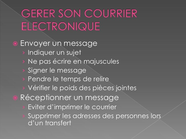 › Attention aux chaines et canulars (Hoax)› Attention au phising
