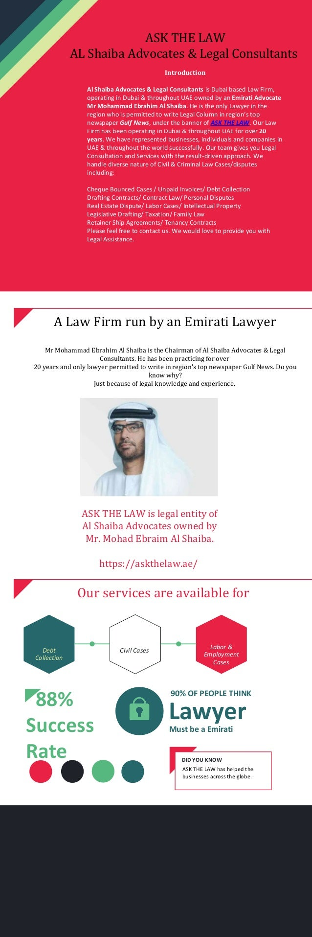 Ask The Law Al Shaiba Advocates Legal Consultants
