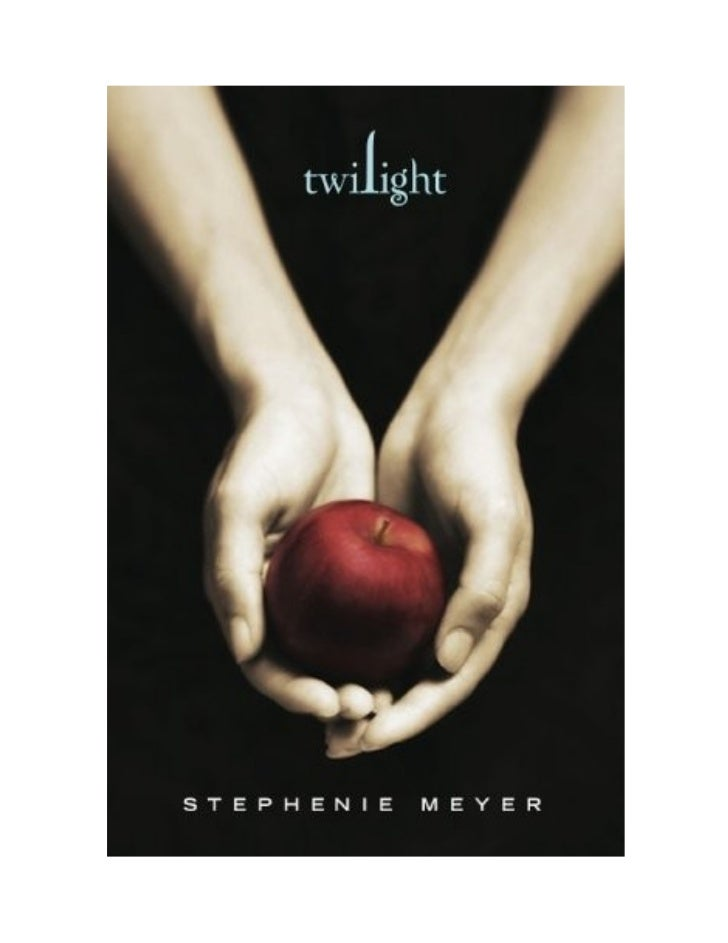 Book 1   Twilight