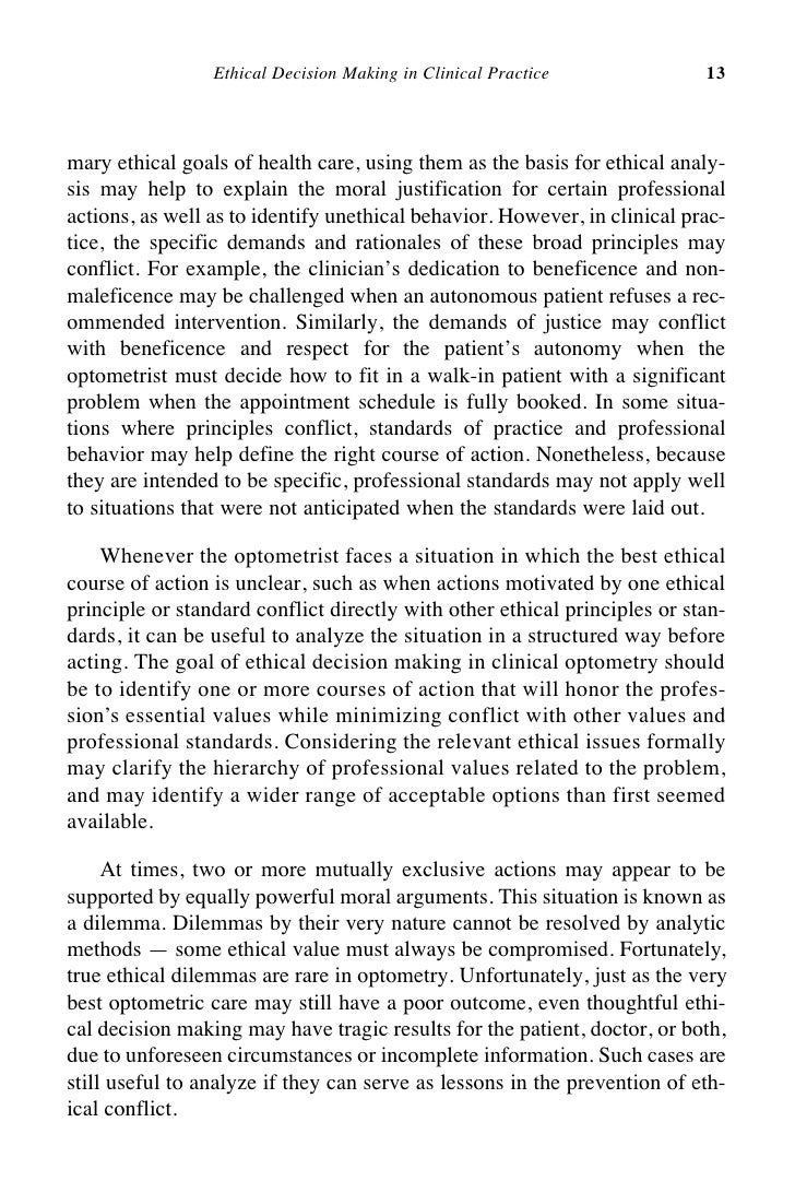 Nonmaleficence ethical principle essay