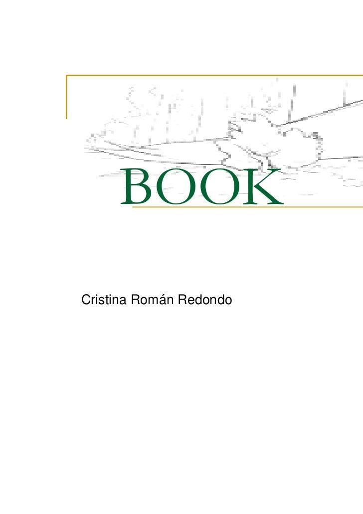 BOOKCristina Román Redondo