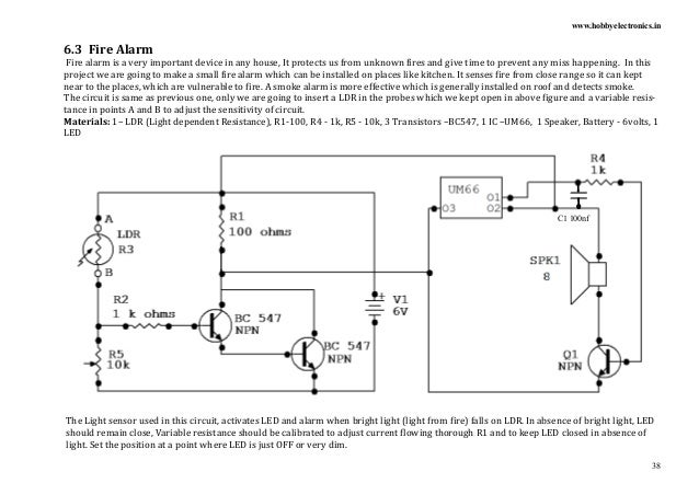 Electronics Project Book