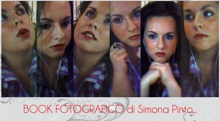 BOOK FOTOGRAFICO di Simona Pinto...