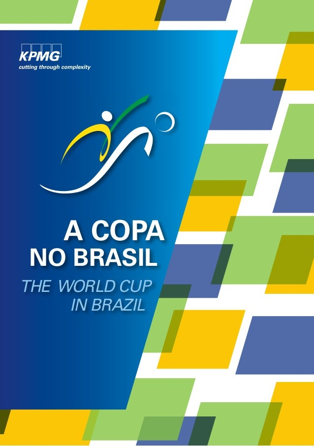A Copa The World Cup in brazil no brasil