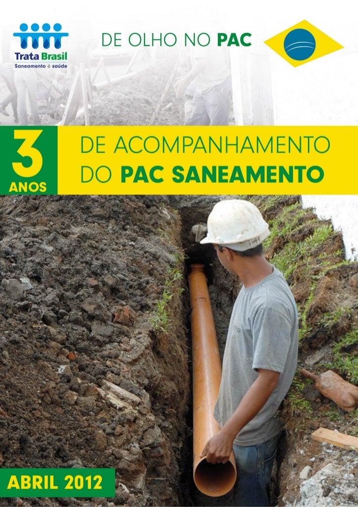 INSTITUTO TRATA BRASIL                         Abril /2012