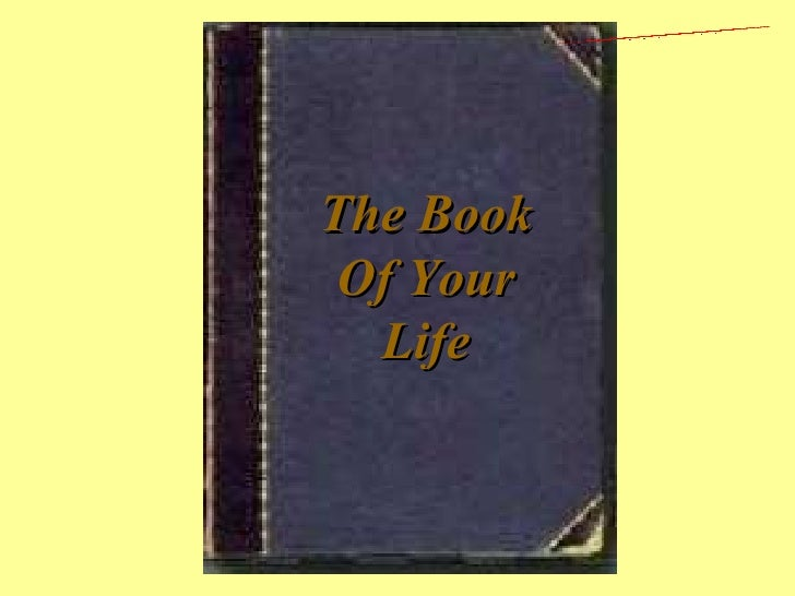 The Book Of Your Life www.freewebs.com/beauty-health