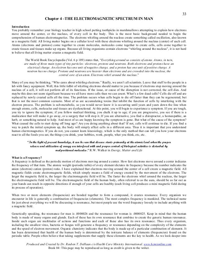 Produced and Created by Dr. Reuben T. DeHaan c/o Health Care Ministry International. www.hcmionline.com Book 04: This page...