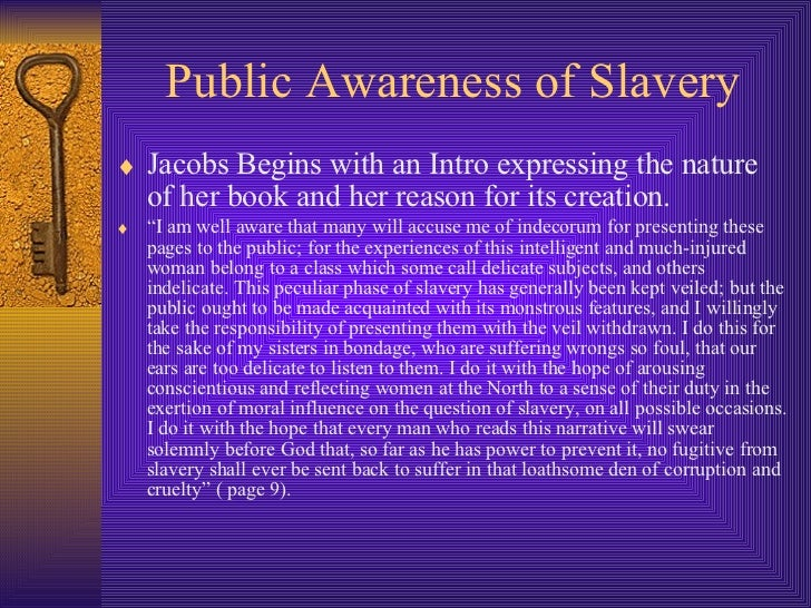incidents in the life of a slave girl essay conclusion